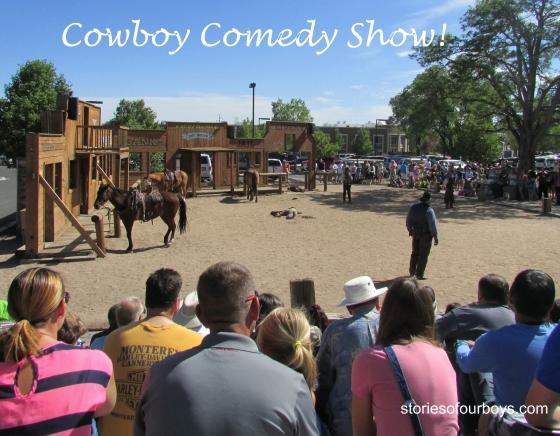 cowboycomedy