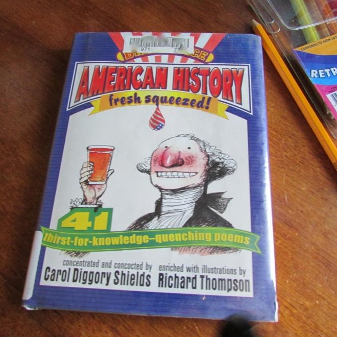 American History fun book